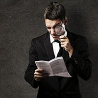 Literary Agent Reading Query Letter Sample